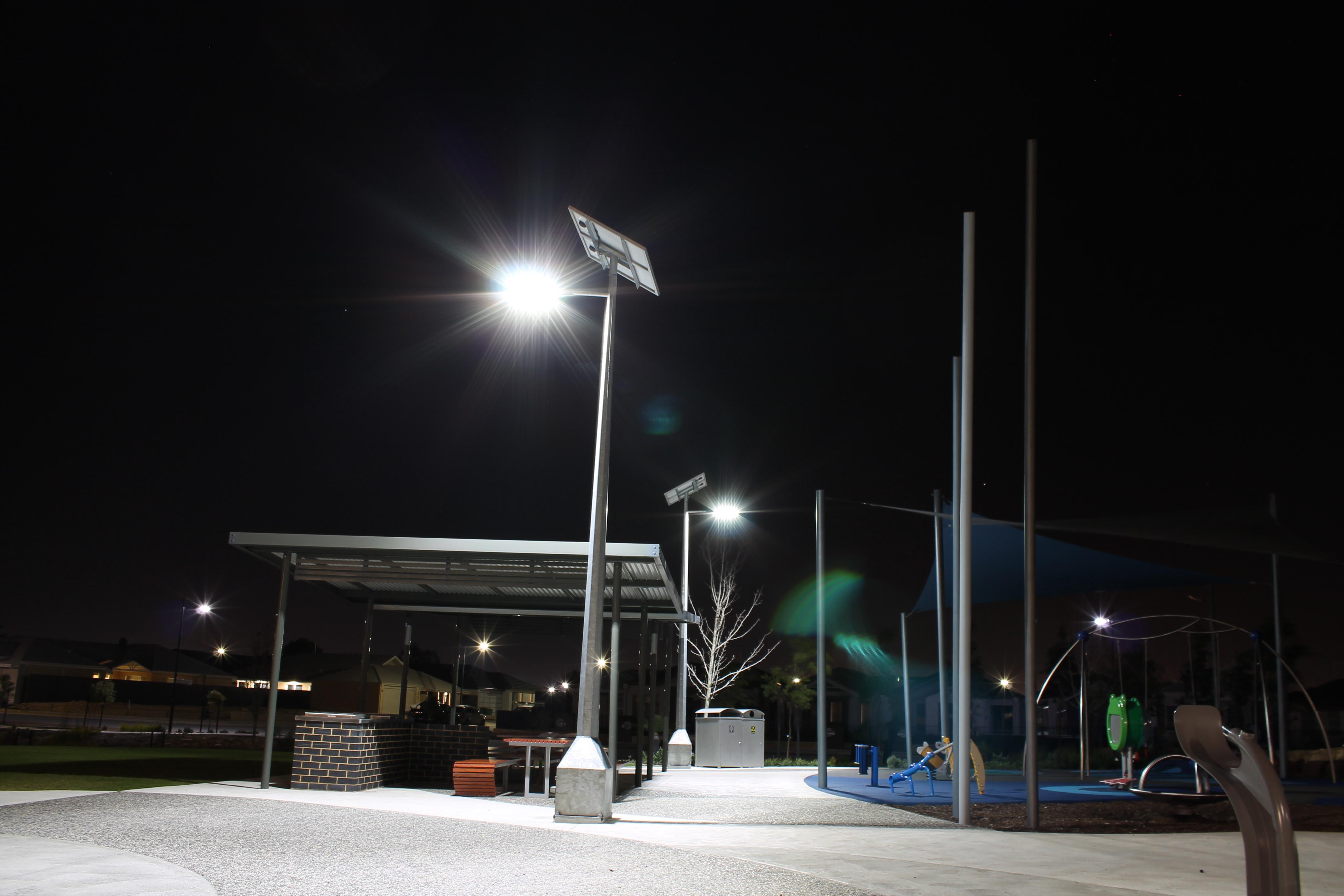 40w Solar Street Light System S Tech Holdings