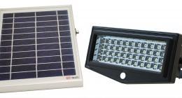 New Product – Solar/LED Sensor Security Light