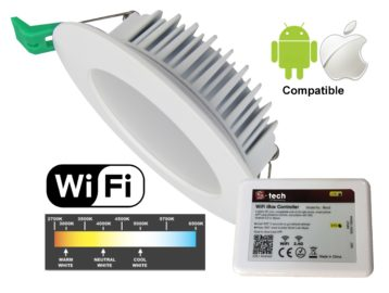 WiFi Downlight