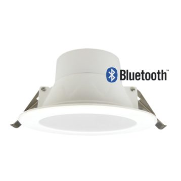 Web Layout - bluetooth down light