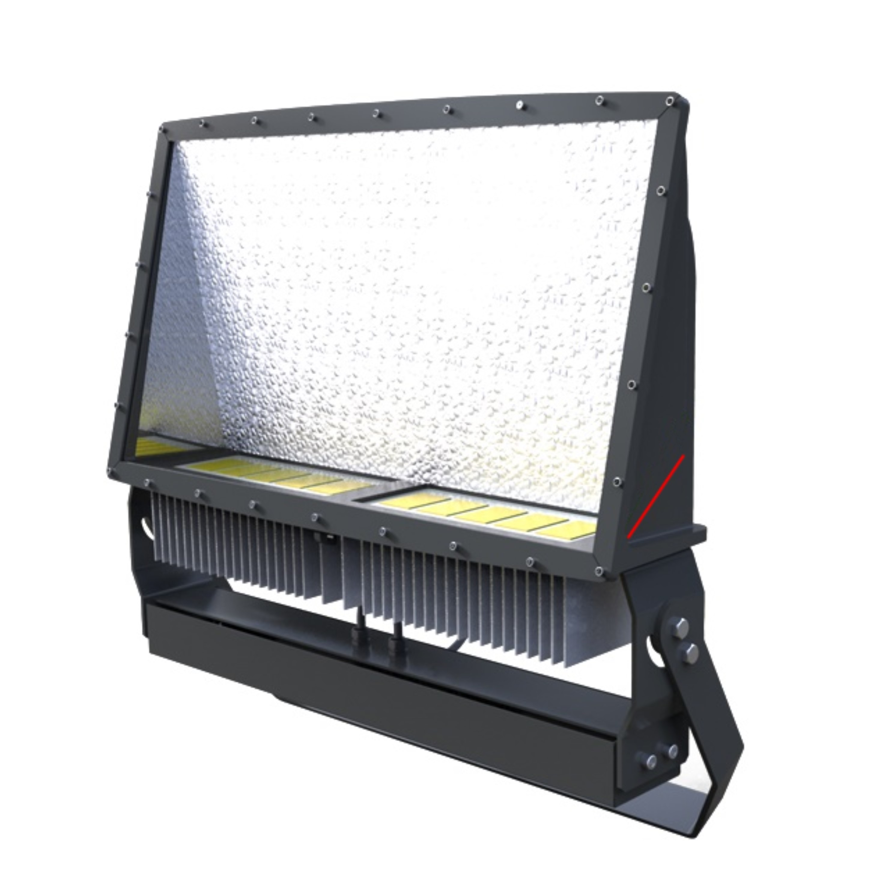 800w (Large) LED High Mast Flood Light