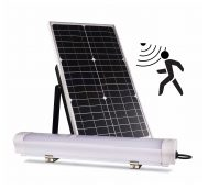 Solar Batten Light